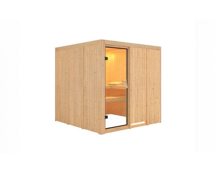 Interline Pukala sauna 196x196x198