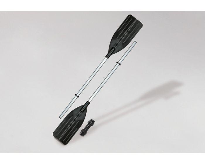 Kayak aluminium peddels
