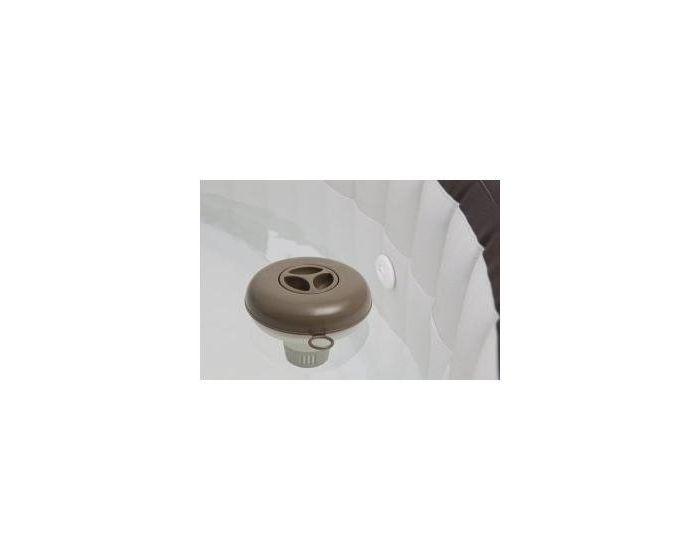 Intex PureSpa dispenser