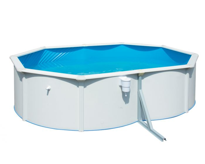 Splasher pool ovaal 490 x 360 cm