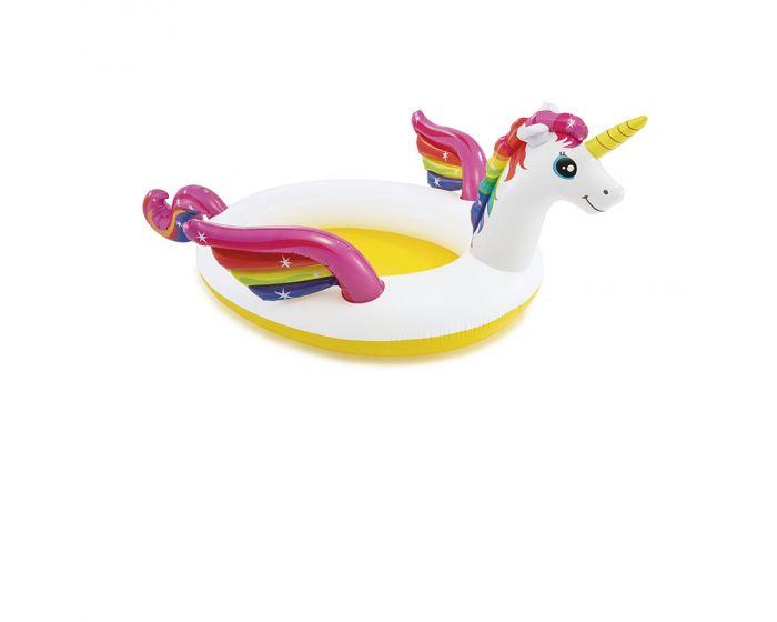 INTEX™ mystic unicorn spray pool kinder zwembad