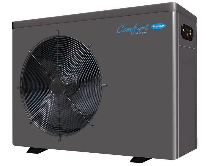 Orilux warmtepomp - 8 kW 2018 model (zwembaden tot 40.000 liter)