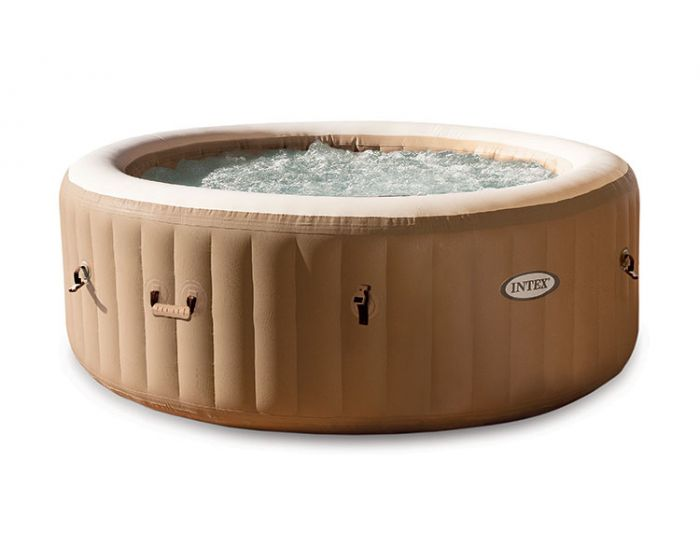 Intex Pure Spa jacuzzi Ø 216 cm - 6 personen