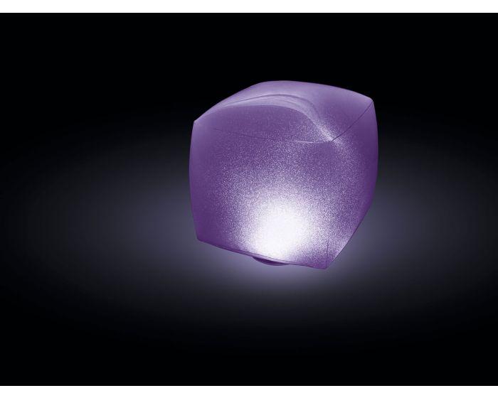 INTEX™ led kubus drijvend opblaasbaar