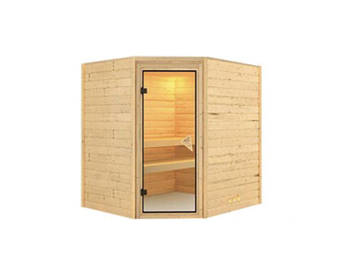 Interline Otava sauna set 196x170x198