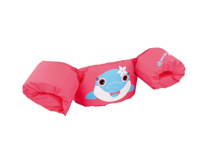 Sevylor Puddle Jumper - Zwemvestje Pink Dolphin
