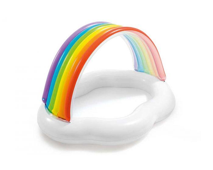 INTEX™ Baby zwembad Rainbow Cloud