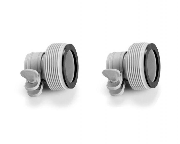 Intex adapter zwembad - B 2x (Ø 38-32 mm)