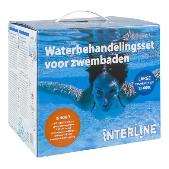 Geliefde Chloor zwembad kopen? Interline chloor - Laagste prijs! EJ21