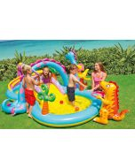 INTEX™ kinderzwembad - Dinoland Play Center (333 x 229 cm)