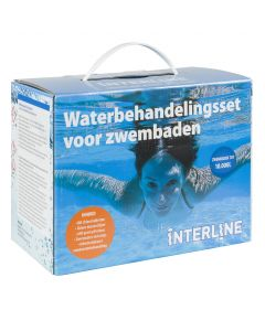 Interline starterset zwembadreiniging - Mini: zwembaden tot 8.000 liter