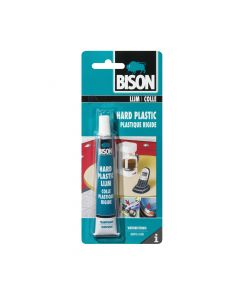 Bison Hard Plastic lijm 25ml