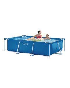 INTEX™ Metal Frame Pool - 220 x 150 cm