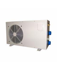 Interline warmtepomp - 10 kW (zwembaden 55.000 - 70.000 liter)