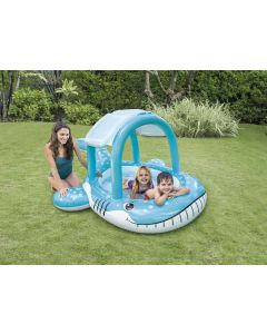 INTEX™ whale shade pool kinderzwembad