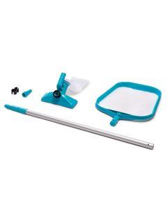 INTEX™ schoonmaakset zwembad - Ø 26,2 mm aansluiting (incl. steel)