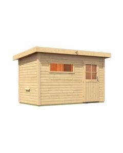 Interline Rauma 1 sauna set 337x196x228
