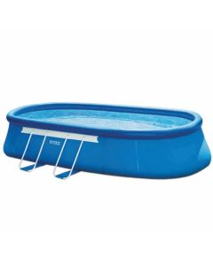 INTEX™ Oval Frame Pool - 549 x 305 cm (set)