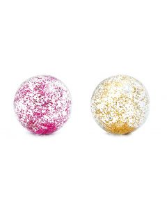 INTEX™ Bal transparant met glitter