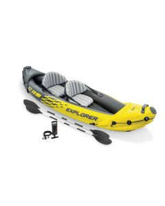 INTEX™Opblaasboot  - Explorer K2 Set