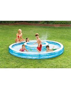 Intex zwembad wishing well pool