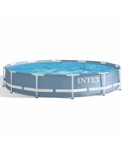 INTEX™ Prism Frame Zwembad - Ø 366 x 76 cm