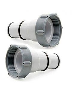 Intex koppelstuk zwembad adapter 32mm 2 stuks