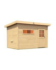 Interline Rauma 2 sauna 337x231x239