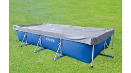 INTEX™ afdekzeil - Metal Frame Pool - 450 x 220 cm / INTEX™ Ultra Frame Pool - 400 x 200 cm