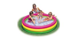 INTEX™ kinderzwembad - Sunset Glow Pool (Ø 114 cm)