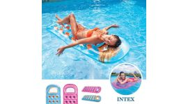 INTEX™ luchtbed - 18-pocket Suntanner Lounge