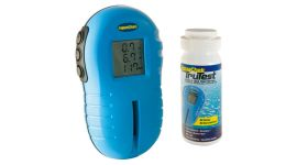 Aquacheck - Digitale testset waterkwaliteit zwembad