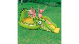 INTEX™ kinderzwembad - Gator Play Center (251 x 140 cm)