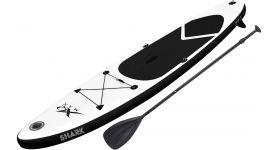 XQ max Opblaasbaar SUP Board incl. accessoires (zwart)
