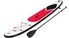 XQ max Opblaasbaar SUP Board incl. accessoires (rood)
