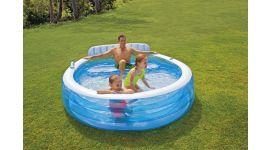 Intex Zwembad Family Lounge Zitbank