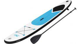 XQ max Opblaasbaar SUP Board incl. accessoires (blauw)
