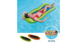 INTEX™ luchtbed - Mesh Lounge waterhangmat